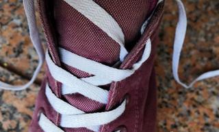 25746257e7d4 - 『Converse鞋帶綁法』2021最潮鞋帶系法總有一款適合你!