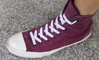 c4b033569939 - 『Converse鞋帶綁法』2021最潮鞋帶系法總有一款適合你!